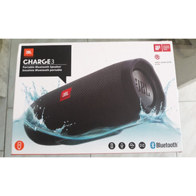 Corneta Jbl Charge 3 Original Nueva (120 Trmps