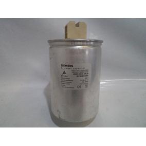 Capacitor Tripolar Siemens 240v 3x150uf 19,6/23,52a 50/60hz