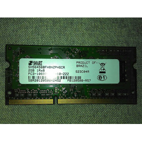 Memória Ram 2gb Ddr3 Notebook