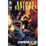 Tec Batman Superman 32 Capucha Roja Ataca Pak / Richards Nue