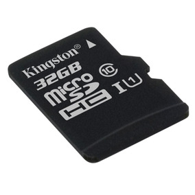 Microsdhc Kingston Sdcs/32gb Clase 10