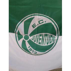 Bandeirão Do Esporte Clube Juventude - 1.50cm X 2.50cm