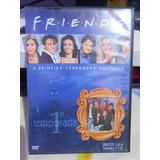 Friends Primeira Temporada Completa Em Dvd