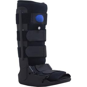 Ferula Bota Larga Walker Para Tobillo Válvula Aire Neumática 201501034b7bd
