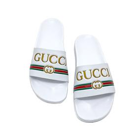 a600aea1d5f755 Chinelo Slide Gucci Masculino E Feminino Lançamento Até 12x