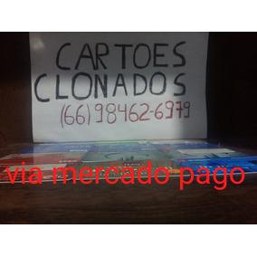 Portal Cartão Acrílico Clone