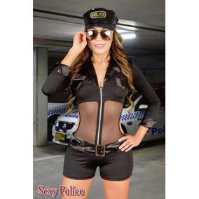 Baby Doll Ropa Interior Mujer Policia - Ropa y Accesorios en Mercado ... ddef22a8c7e8