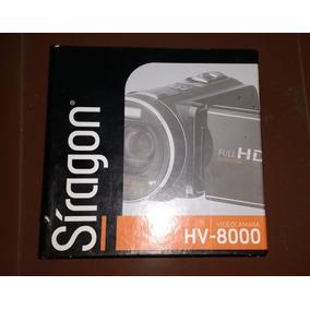 Camara Filmadora Siragon Hv8000