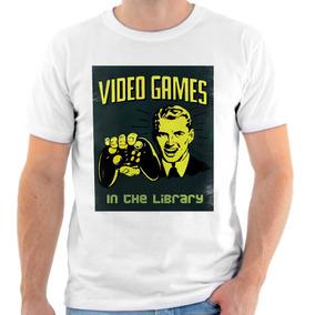 e7401da4f Camisetas Eu Amo Video Games - Camisetas e Blusas para Masculino no ...