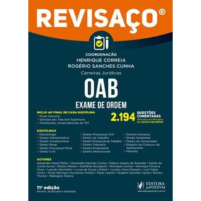 Revisaço - Oab - 2.194 Questões