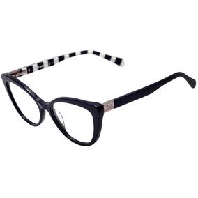 Love Moschino Mol500 - Óculos De Grau Pjp 17 Azul E Branco B 3cb001f904