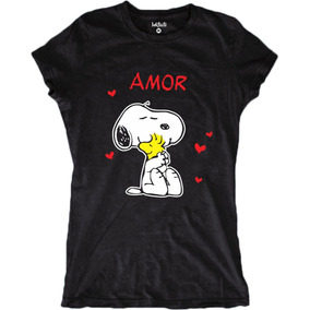 Playeras, Snoopy Charlie Brown