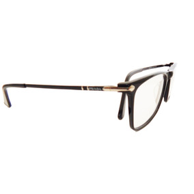 a9c147716 Armacao Oculos Feminino Grau Prada - Óculos Preto no Mercado Livre ...