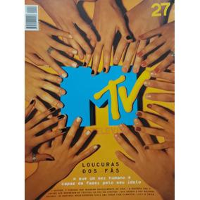 9c277cfa596 Revista Mtv N. 27 Systen Of A Down · R  35