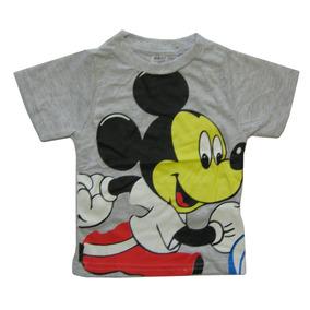 35e731f81a Camiseta Mickey 1 Ano - Camisetas Manga Curta no Mercado Livre Brasil