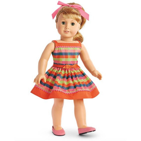 Kit De Roupas Para Boneca American Girl Maryellenfgf24