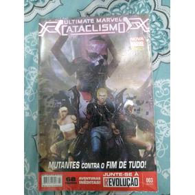 Revista Hq X-men Cataclismo