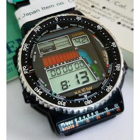 ec57615d51a Relogio Citizen Windsurf D060 Black - Relógios no Mercado Livre Brasil