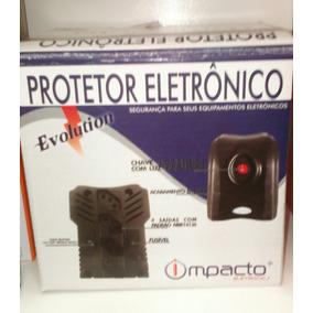 Protetor Eletrônico Impacto.
