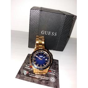 Relógio Guess Masculino De Pulso Original Frete Grátis