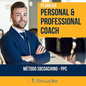 Planilha Personal E Professional Coach - Método Sbcoaching