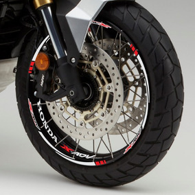 Friso Adesivo Interno B Roda Refletivo Moto Honda X-adv Xadv