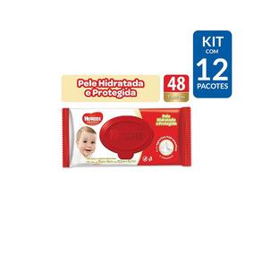 Kit Toalha Umedecida Huggies Care - 576 Toalhas