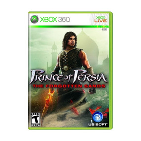 Prince Of Persia The Forgotten Sands Xbox 360 Lacrado Nfe