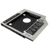 Adaptador Caddy Hd Ssd Sata Case Gaveta Dvd Notebook 9,5mm