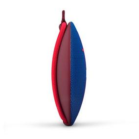 Parlante Logitech Bluetooth Ue Roll Blue/red (984-000546)