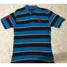 Camisa Polo Uspa Hombre en Mercado Libre México a964150e3dcc0