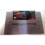 Juego Super Nintendo Contra 3
