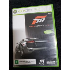 Forza Motorsport 3 Xbox 360 Midia Fisica