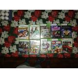 Combo De Juegos De Xbox 360