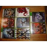 Lote Remate! Juegos Xbox 360 Halo Saints Row A Escoger