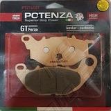 Pastilha Freio R3 Dianteira - Potenza Ptz141gt