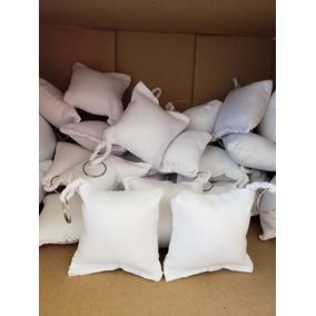 Kit 100 Almochaveiros Brancos 7x7 Sublimação