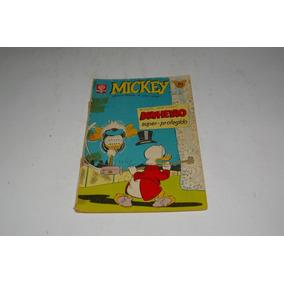 Mickey Nº 78 - 04/1959 - Editora Abril - Original