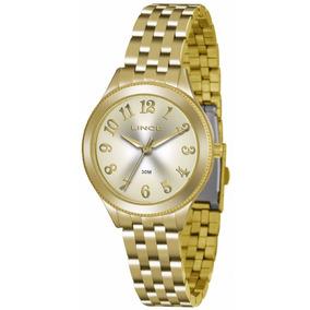 6920837d423 Relogio Feminino Tamanho Medio - Relógios no Mercado Livre Brasil