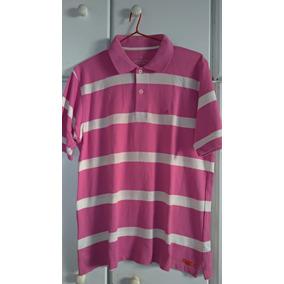 4001 Camisa Polo Brooksfield M Usada Original · R  89 ca880fff5fe4f