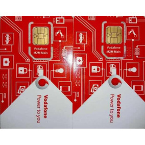 Chip Vodafone Ilimitado