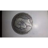 Moneda Estados Unidos De Venezuela 1935