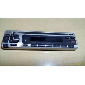 Frente Do Rádio Sony 35wx4
