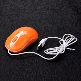 Mouse Usb Diversas Cores Promoção + Frete Gratis