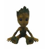 Baby Groot Guardianes De La Galaxia Mini 7cm Envios Ya