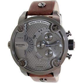 a4740163af24 Reloj Diesel Para Hombre Dz7258 De Cuarzo Con Correa De