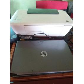 Laptop Hp+impresora/copiadora/scanea.