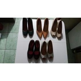 7024e1ab5 Sapatos para Feminino Laranja em Paraná, Usado no Mercado Livre Brasil
