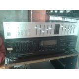 Amplificador Fisher Rs-911a Con Ecualizador Incorporado