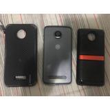 Moto Z2 64 Gb Com Snap De Som